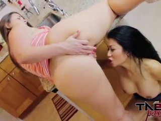 2 Hot Milfs Fucking Jackie Lin & Madisin Lee <span class=duration>- 14 min</span>