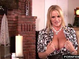Gianna michaels i kelly dziel się ich breast kept tajemnica