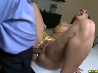 Kelly divine fucks w bikini
