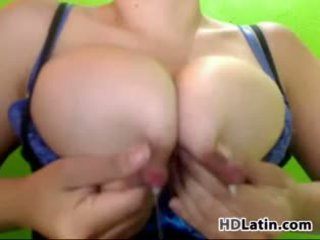 big boobs, webcam, solo