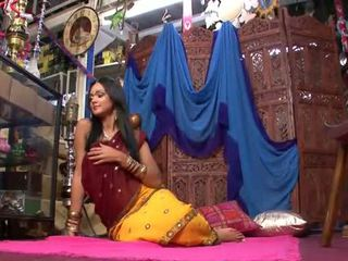 Bombay Babe Julia Enjoying Tantric Sex
