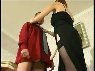червенокосите, строга господарка, bdsm