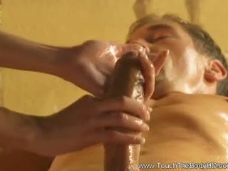 E bukur bjonde mdtq masazh