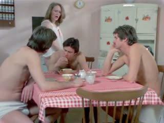 Z an amerykańskie playgirl 1975 (cuckold, dped) mfm