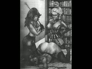 Реколта еротичен bdsm artworks