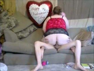 엄마 valentines 일 놀람 부터 그녀의 아들 가장 좋은 섹스 모든