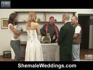 Alessandra tony shelady 結婚式 セックス