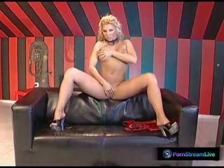 blondes, big boobs, fingering