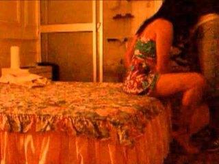 ブルネット, 女装, 手作り