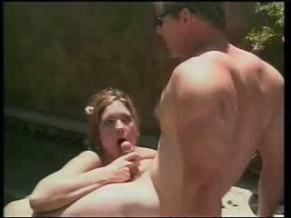 Seksuālā rachel loves jāšanās par sunny diena