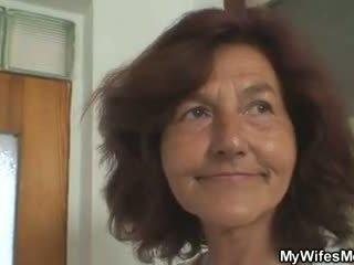 fun old clip, grandma channel, fresh granny scene