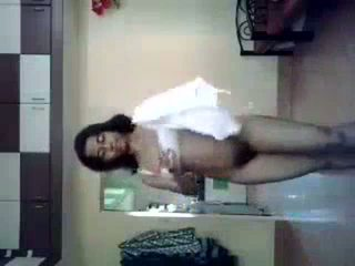 Indian College teen stripping for bf - DesiBate*