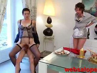 francés, salope, amateur