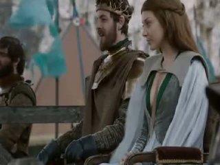 Natalie dormer žaidimas apie thrones
