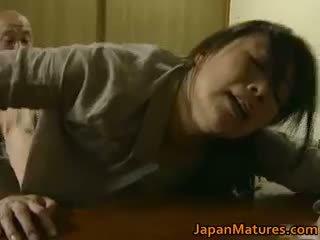 Japanisch milf has verrückt sex kostenlos jav part1