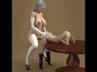 3d tetitas: gratis hentai & 3d porno vídeo 1a
