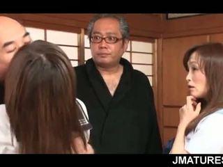 اليابانية, مجموعة الجنس, جدة