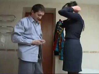 Krievi pieauguša rupjības sekss