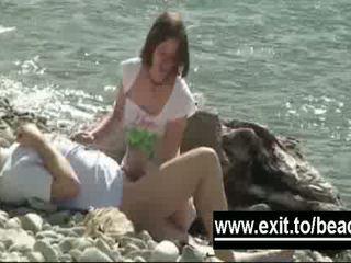 เป็นความลับ สมัครเล่น นู้ด ชายหาด footage วีดีโอ