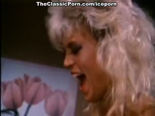 Amber lynn, nina hartley, buck adams в реколта майната филм