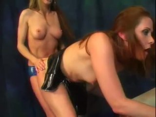 lesbian hot, real latex, check strapon watch