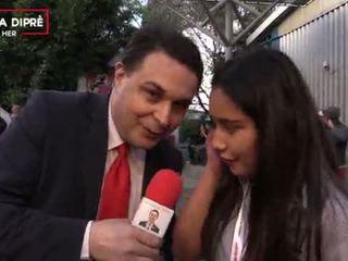 Strange video- of a meksikolainen tyttö kanssa andrea dipre