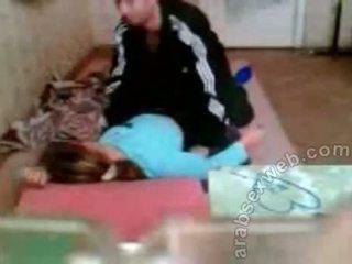 Arab カップル クソ 上の ザ· フロア プライベート セックス ビデオ