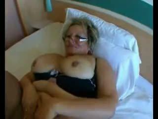 Голям красавици жена бабичка