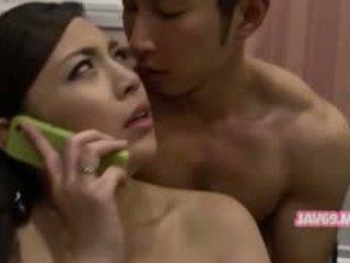 Rozkošné seductive kórejské dievča having sex
