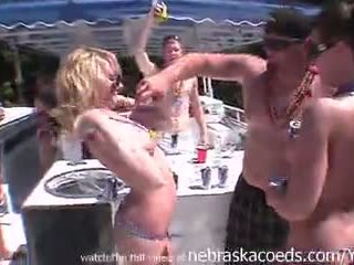 Home video from wild real lake party in missouri