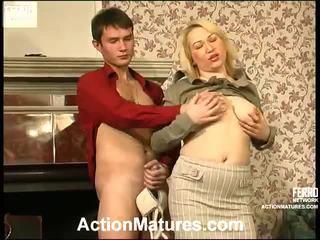 Horký akce matures video starring christie, vitas, sara