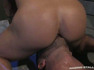 Adam killian & tyler wolf: muscle men ร่วมเพศ