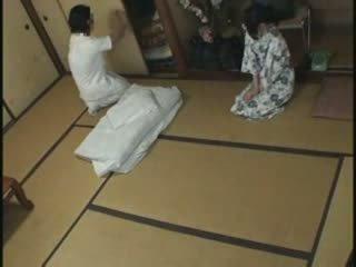 日本, 他妈的, 按摩