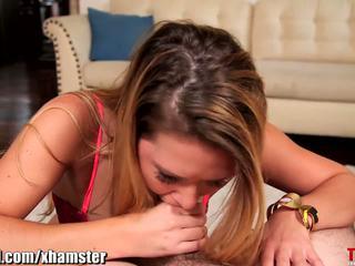 Abby krysse throated