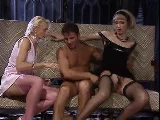 समूह सेक्स, तिकड़ी, विंटेज