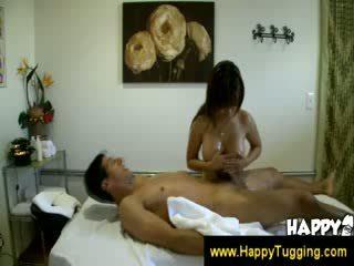 Ταϊλανδός/ή masseuse gives bj για λεφτά