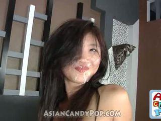 Thailändska gata flicka tang