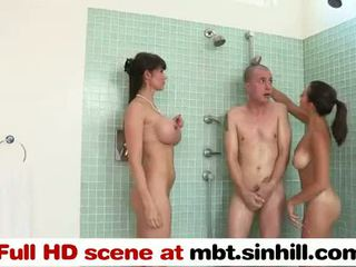 Velký sýkorka maminka teaches ji dcera na sát & souložit - mbt.sinhill.com