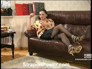 жіноче, страпон, змішувати