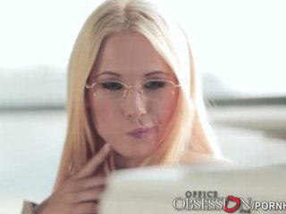 Babes - Dirty Tick, office creampie