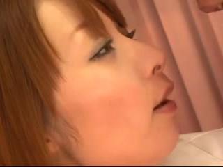 Kou Minefuji - Japorn actress threesomes