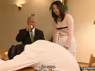 Yui asao loves being screwed طويل و شاق