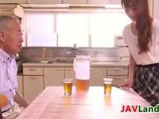 japonec, japonsko, starý mladý