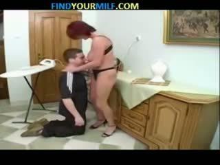 Nga mẹ và con trai gia đình seductions 09