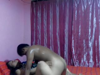 Indonezian tineri cuplu having distracție, gratis porno 89