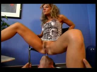 mistress pussy licking