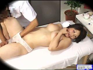masseuse, voyeur, fingering