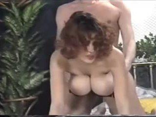 big boobs, išlaikytas, plaukuotas