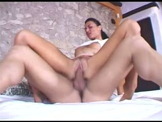 hq brunette ekte, hq oral sex, vaginal sex hq