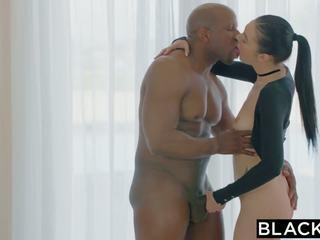 Blacked marley brinx primeiro bbc em dela cu: grátis hd porno 19